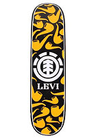 ELEMENT SKATEBOARDS Deck Brown Icons 8.125 one colour
