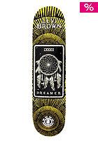 ELEMENT SKATEBOARDS Deck Brown Tarot Card 8.125 one colour