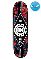 ELEMENT SKATEBOARDS Deck Team Sketch Floral Major League 8.00 one colour