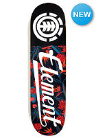 ELEMENT SKATEBOARDS Deck Team Sketch Floral Script 8.25 one colour