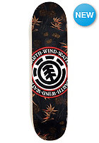 ELEMENT SKATEBOARDS Deck Team Sketch Floral Seal 7.875 one colour