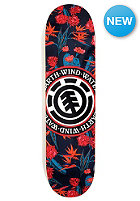 ELEMENT SKATEBOARDS Deck Team Sketch Floral Seal Navy 8.00 one colour