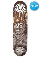 ELEMENT SKATEBOARDS Deck Timber Logo Bear 8.125 one colour