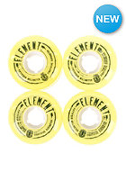 ELEMENT SKATEBOARDS Wheels 54mm Filmer yellow