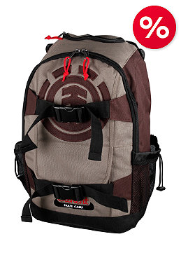 ELEMENT Skatecamp Backpack 2012 bear brown