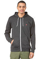 ELEMENT Smith Hooded Zip Sweat off black