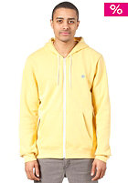 ELEMENT Smith Hooded Zip Sweat vintage yellow