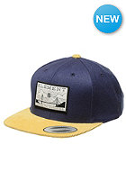 ELEMENT Strauss Snapback Cap indigo