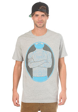 ELEMENT Tattooedman S/S T-Shirt grey