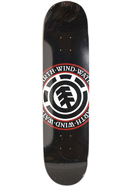 ELEMENT Team Elemental Seal Deck black 7.88