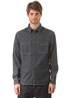 ELEMENT The Bygone L/S Shirt indico rinse
