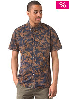 ELEMENT Tropical S/S Shirt indigo