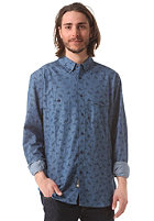 ELEMENT Turner L/S Shirt total eclipse