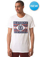 ELEMENT Union S/S T-Shirt off white