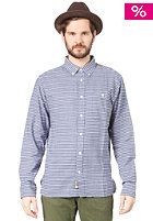 ELEMENT Upland L/S Shirt indigo