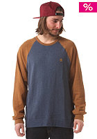 ELEMENT Vermont CR Sweat gold brown