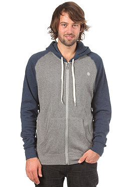 ELEMENT Vermont Zip Hoodie deep ocean