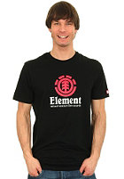 ELEMENT Vertical PP S/S T-Shirt black