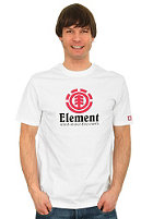 ELEMENT Vertical PP S/S T-Shirt white