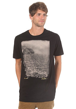 ELEMENT Wasted S/S T-Shirt black