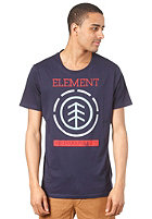 ELEMENT Wear and Tear S/S T-Shirt eclipse