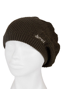 ELEMENT Womens Candice Beanie deep olive
