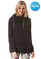 ELEMENT Womens Charly Hooded Zip Sweat black