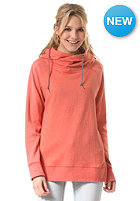 ELEMENT Womens Charly Hooded Zip Sweat coral