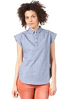 ELEMENT Womens Darroze  722  Chambray Bluse milky blue