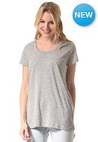 ELEMENT Womens Elba S/S T-Shirt grey heather