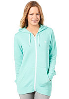 ELEMENT Womens Erin Hooded Zip Sweat aqua
