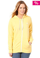 ELEMENT Womens Erin Hooded Zip Sweat vintage yellow