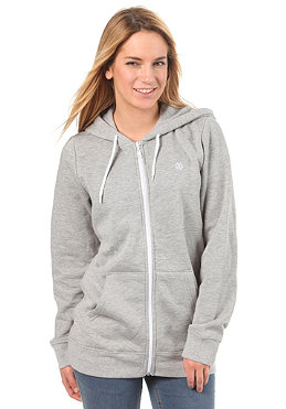 ELEMENT Womens Erin III Zip Hoodie grey