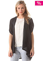 ELEMENT Womens Essential Knit Sweat off black