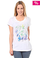 ELEMENT Womens Folio S/S T-Shirt white