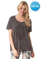 Womens Gipsy S/S T-Shirt off black
