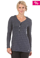 ELEMENT Womens Giselle L/S Blouse estate blue