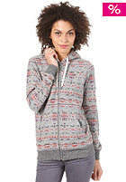 ELEMENT Womens Grafton 519 Hooded Sweat charcoal