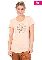 ELEMENT Womens Habitat S/S T-Shirt peach melba