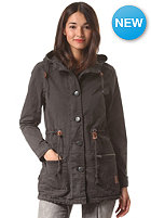 ELEMENT Womens Jones Coat off black