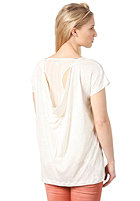 ELEMENT Womens Judith S/S T-Shirt ivory