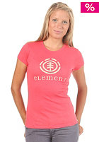 ELEMENT Womens Logo S/S T-Shirt rose tea