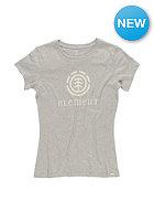 ELEMENT Womens Logo SSCN grey heather