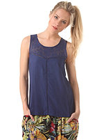 ELEMENT Womens Luisa Blouse feeling blue