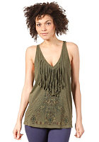 ELEMENT Womens Massena  Top khaki