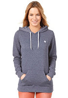 ELEMENT Womens Roma Hooded Sweat indigo