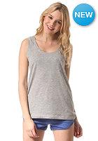 Womens Sencha S/S T-Shirt grey heather