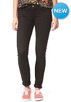 ELEMENT Womens Sticker Denim Pant black