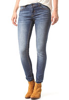 ELEMENT Womens Sticker Denim Pant double stone