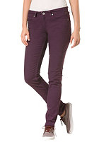 ELEMENT Womens Sticker Denim Pant purple